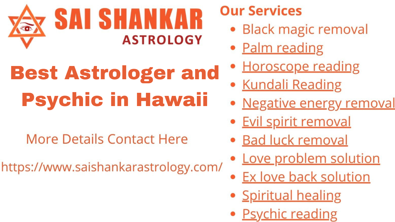 Astrologer and Psychic in Hawaii