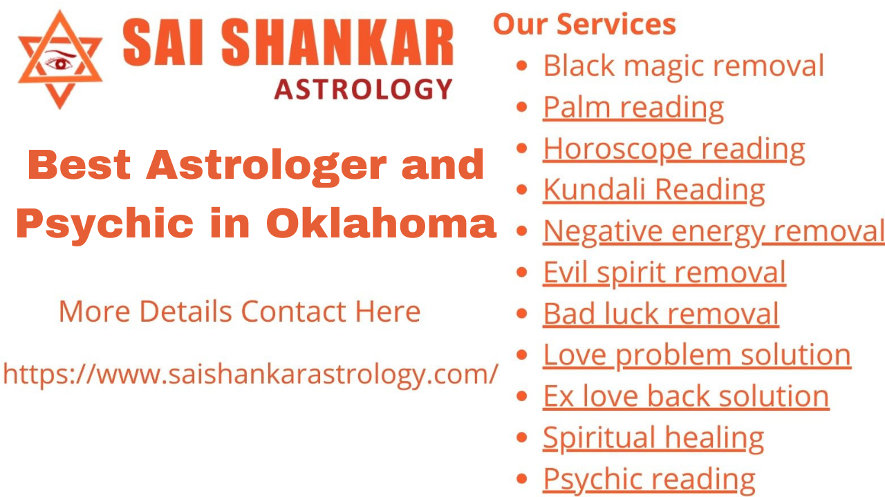 Astrologer and Psychic in Oklahoma