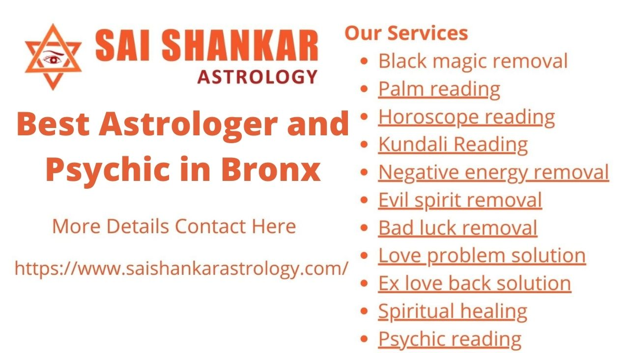Best Astrologer and Psychic in Bronx