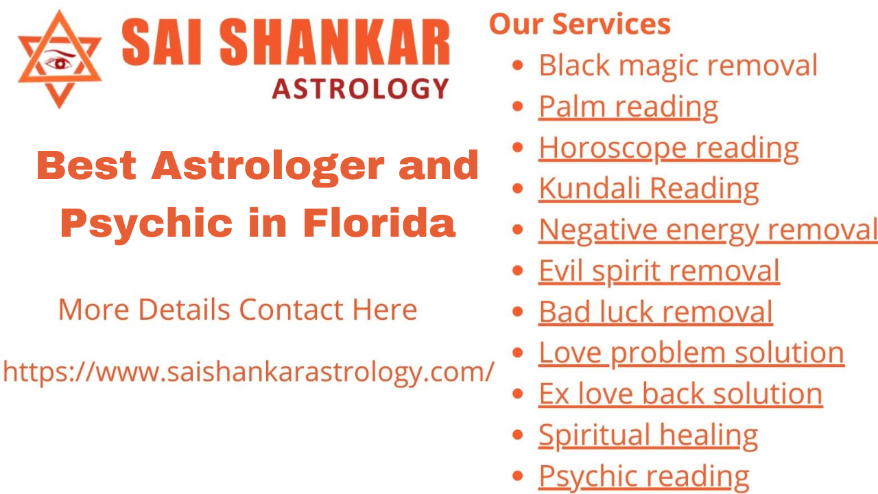 Best Astrologer and Psychic in Florida