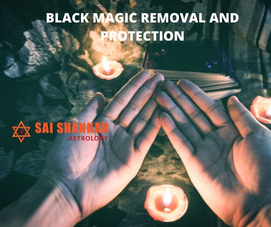 Black Magic Removal protection