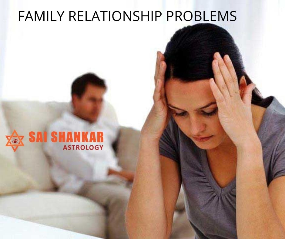 Family and Relationship Problems