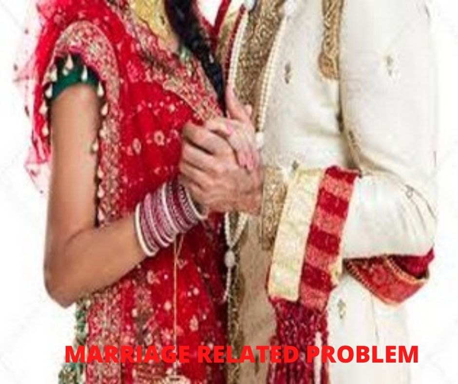 marriage related problem
